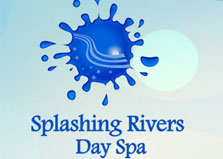 Splashing Rivers Day Spa logo
