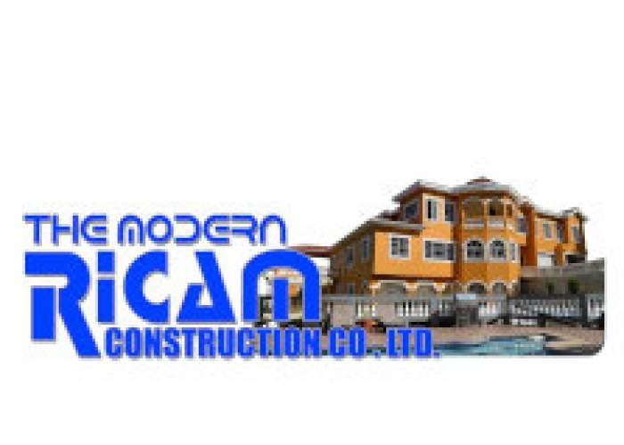 The Modern Ricam Construction logo