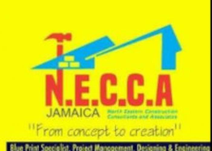 N.E.C.C.A Designs & Construction Limited logo
