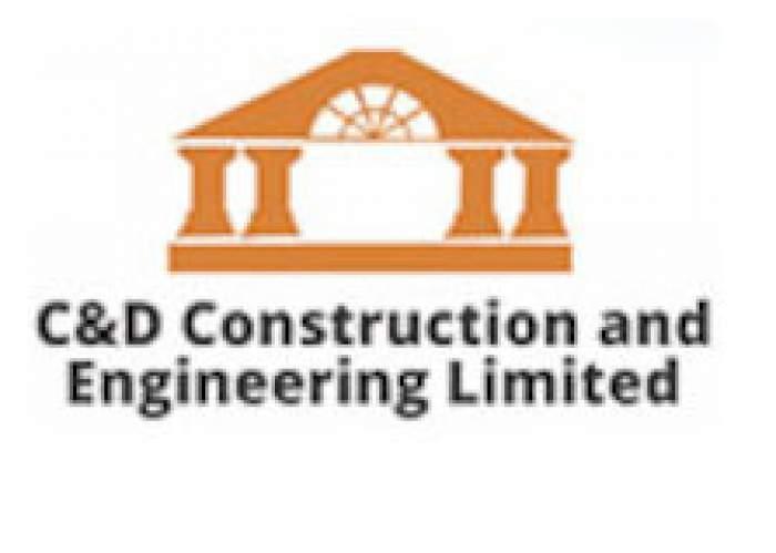 C & D Construction & Engineering Ltd logo