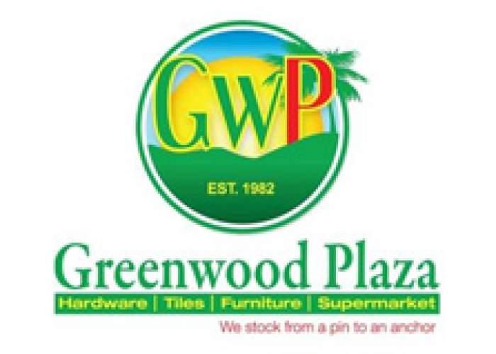 Greenwood Plaza logo
