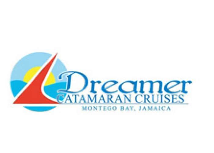 Dreamer Catamarans Jamaica logo