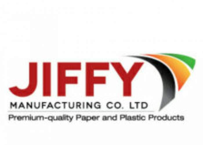 Jiffy Manufacturing Co Ltd logo