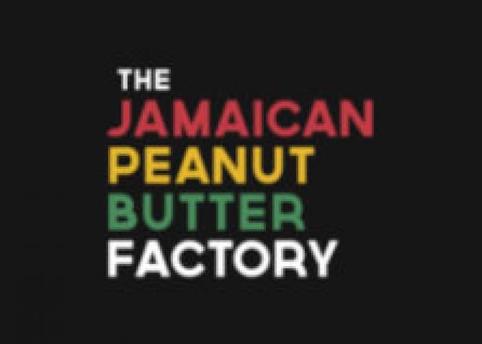 Jamaican Peanut Butter Factory logo