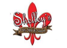 Shelly's Day Spa & Beauty Salon logo