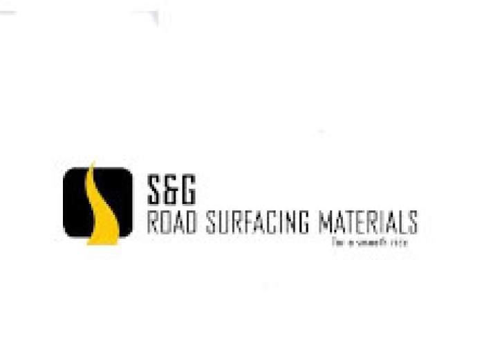 S & G Road Surfacing Materials Ltd logo