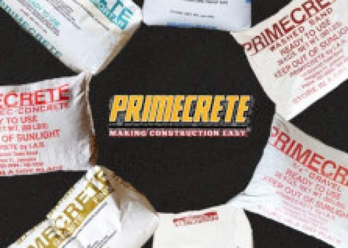 Primecrete logo