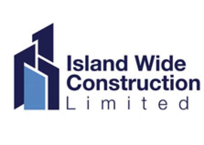 Island Wide Construction logo