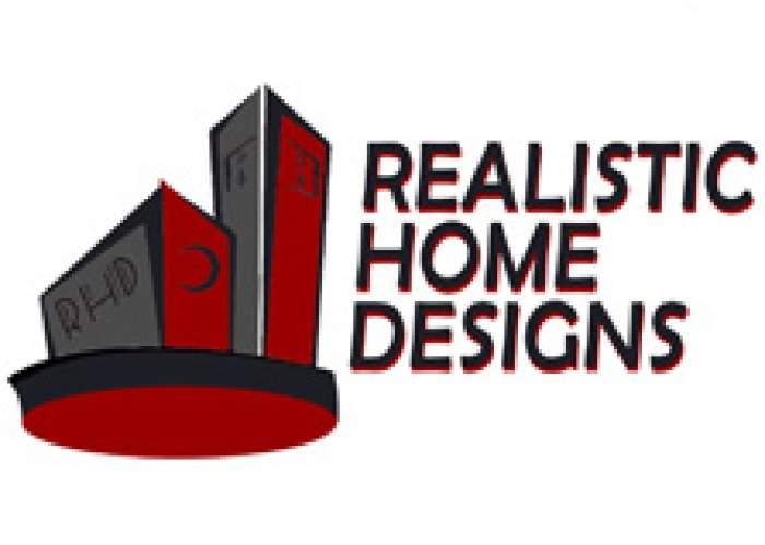 Realistic Home Designs logo