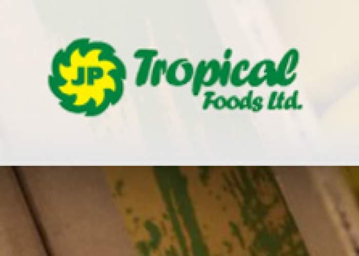 JP Tropical Foods Limited logo