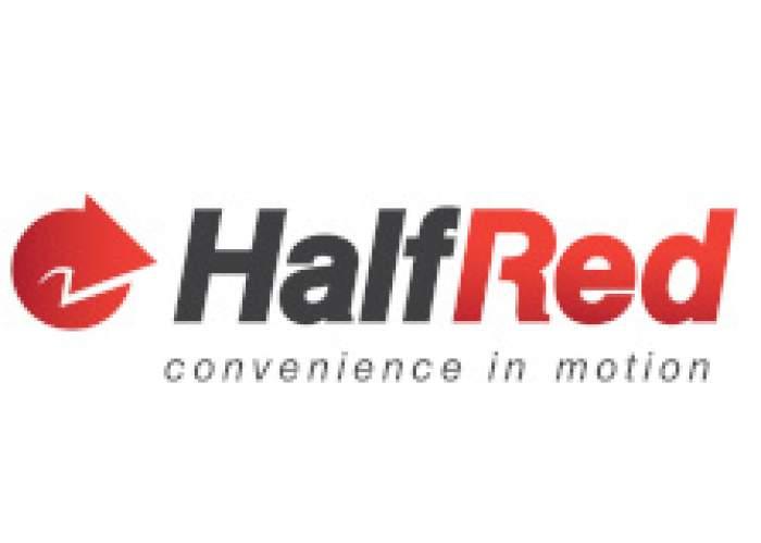 HalfRed Transport logo