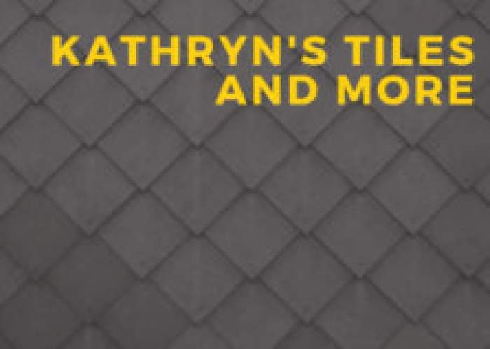 Kathryn's Tiles and More logo