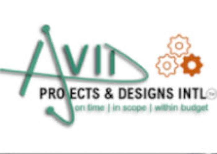 Avid Projects & Designs Intl logo
