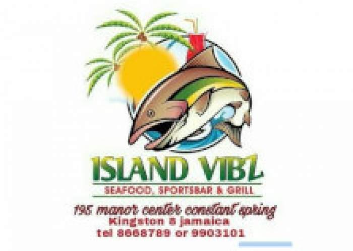 IslandVibz Jamaica logo