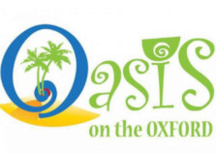The Oasis on the Oxford logo