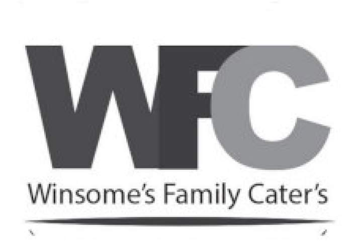 Winsome's Family Caters logo