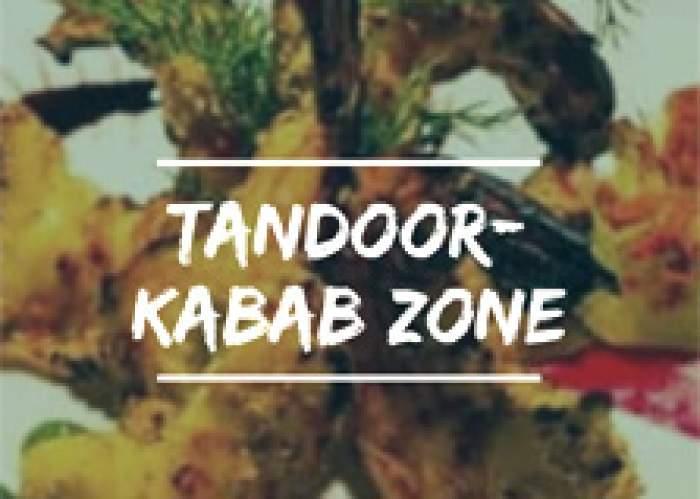 TANDOOR-Kabab Zone logo