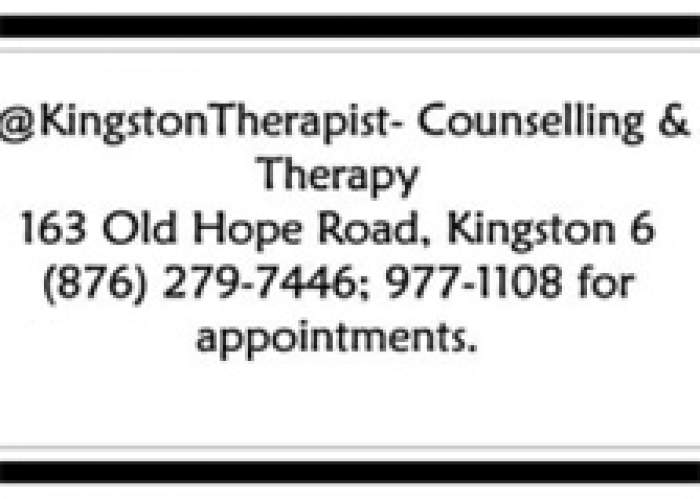 Kingston Therapist  logo