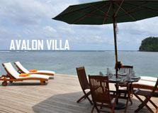 Avalon Villa logo