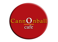 Cannonball Cafe logo