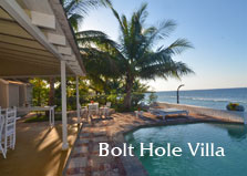 Bolt Hole Villa logo