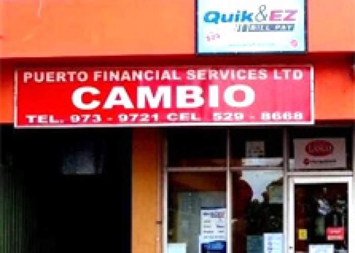 Puerto Financial Services logo