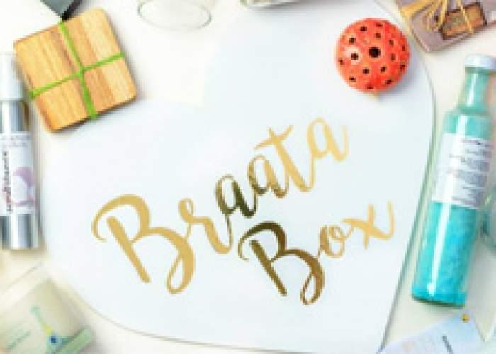 Braata Box & Co  logo