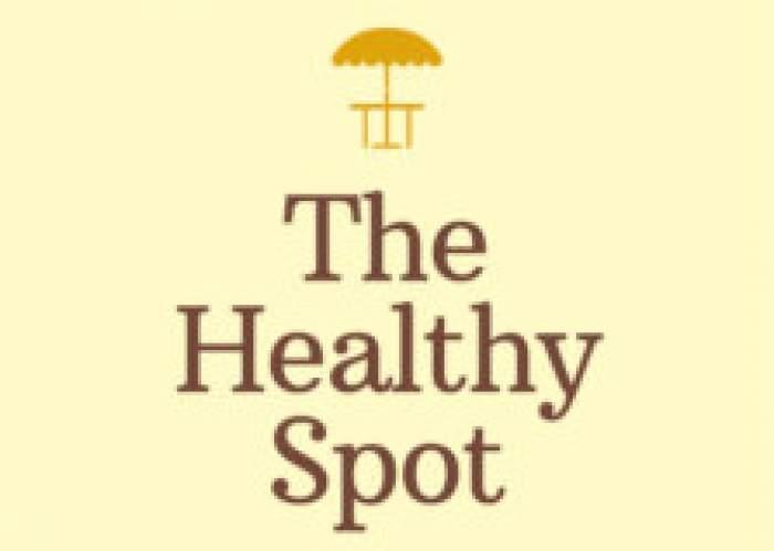 The Healthy Spot logo