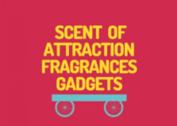 Scent Of Attraction Fragrances & Gadgets logo
