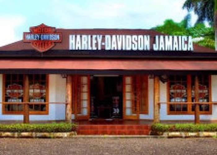 Harley-Davidson Jamaica logo