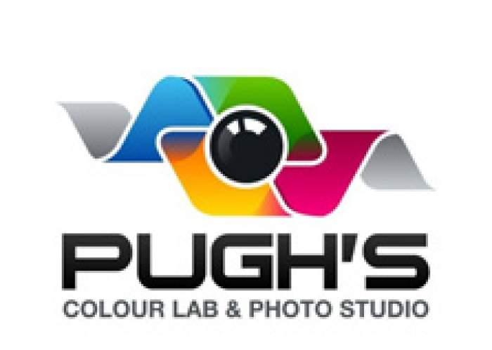 Pugh's Media Solutions logo