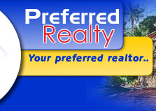 Preferred Realty Real Estate Broker logo