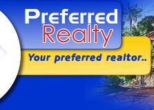 Preferred Realty Real Estate Broker logo
