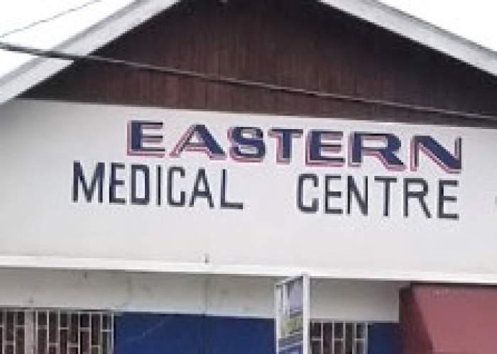 Eastern Medical Center logo