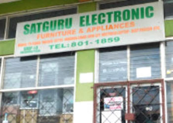 Satguru Electronic Furniture & Appliances logo
