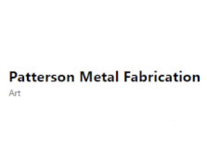 Patterson Metal Fabrication logo