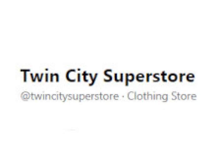 Twin City Super Store Ltd logo