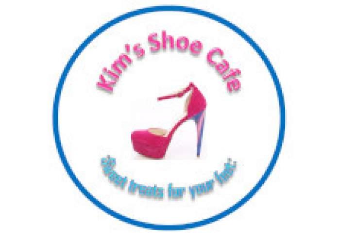Kim's Shoe Cafe logo