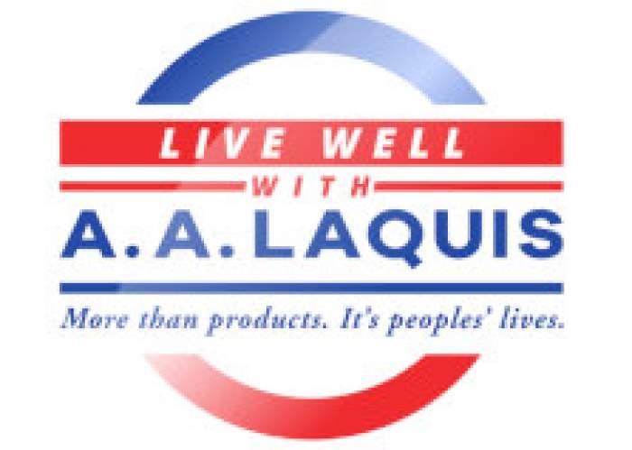 AA Laquis Jamaica logo