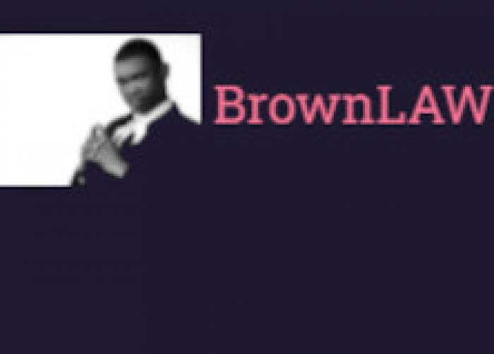 Brown Law logo