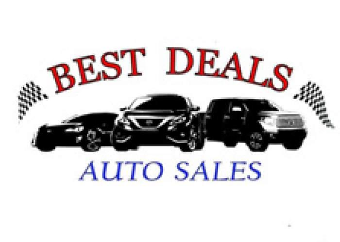 Best Deals car Sales logo