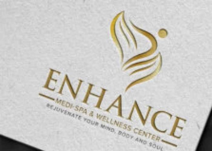 ENHANCE medi spa & Wellness Centre logo