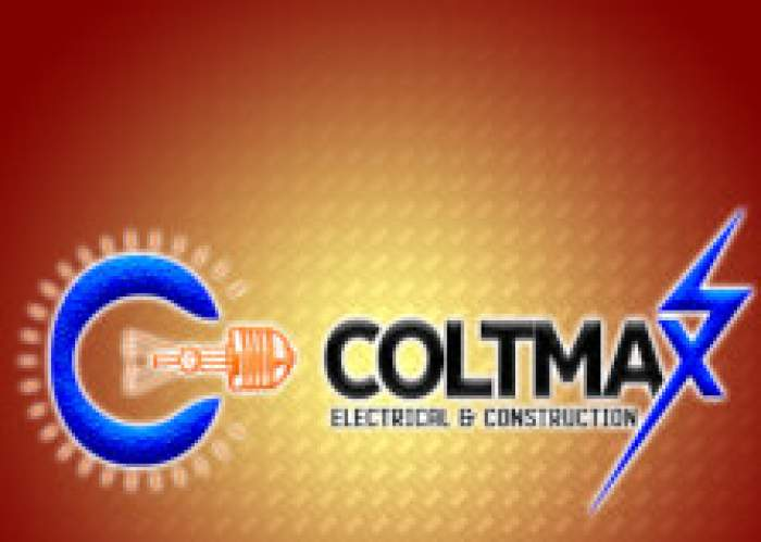 Coltmax Electrical & Construction logo