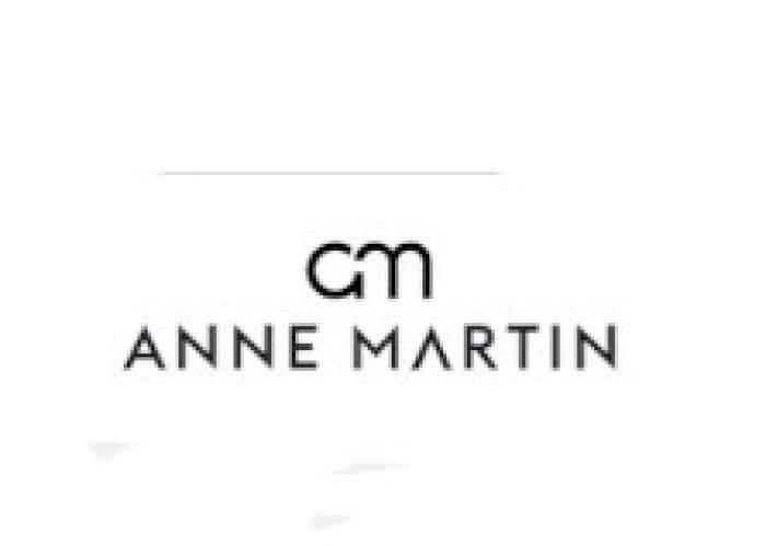 Anne Martin-Cosmetics & Spa logo