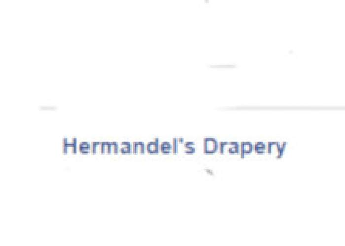 Hermandel's Drapery logo