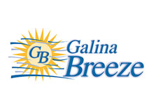 Galina Breeze Hotel  logo