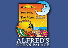 Alfred Ocean Palace  logo