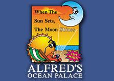 Alfred Ocean Palace  logo