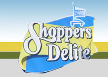 Shoppers Delite Supermarket logo
