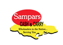 Sampars Cash & Carry logo